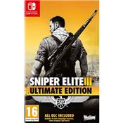 SNIPER ELITE 3 ULTIMATE EDITION - SWITCH