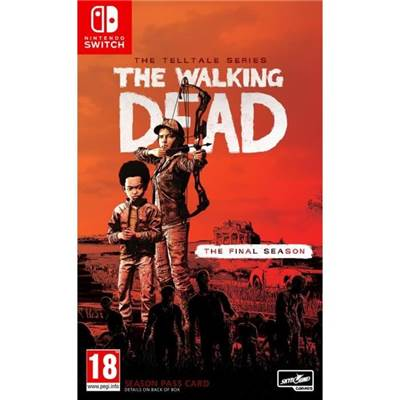 WALKING DEAD FINAL SEASON 4 - SWITCH