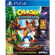 CRASH BANDICOOT TRILOGY - PS4