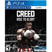 CREED RISE TO GLORY VR OBLIGATOIRE - PS4