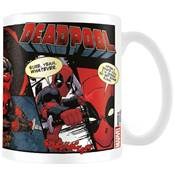 DEADPOOL MUG COMIC