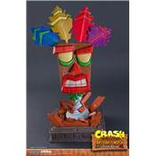 CRASH BANDICOOT AKU AKU LIFE SIZE REPLIKA MASK 65CM