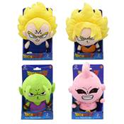 DRAGON BALL Z ASSORTIMENT VAGUE 2 PELUCHES 15CM