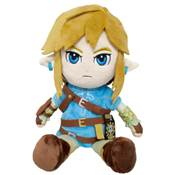 ZELDA BREATH OF THE WILD ZELDA LINK PELUCHE 21CM /12