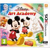 DISNEY ART ACADEMY - 3DS