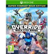 OVERRIDE MECH CITY BRAWL SUPER CHARGED MEGA EDITION - XBOX ONE