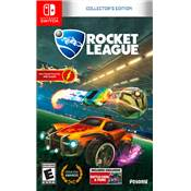 ROCKET LEAGUE COLLECTOR - SWITCH