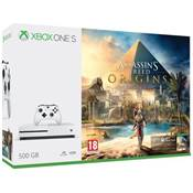 CONSOLE XBOX ONE S 500G ASSASSIN'S CREED ORIGIN - XBOX ONE