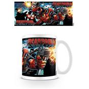DEADPOOL MUG SHOOTING WITH STYLE