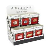 FRIENDS DISPLAY COMPTOIR PINS ET BAGDES X18