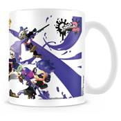 SPLATOON 2 MUG PAINT BATTLE /2