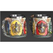 HARRY POTTER CHOPE SCULPTEE MAISONS