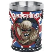 IRON MAIDEN VERRE A SHOT 7CM