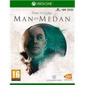 DARK PICTURES MAN OF MEDAN - XBOX ONE