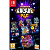 NAMCO MUSEUM ARCADE PAC - SWITCH