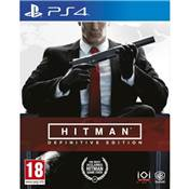 HITMAN DEFINITIVE EDITION DAY ONE - PS4