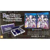 RE: ZERO - THE PROPHECY OF THE THRONE BADGE EDITION - PS4