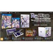 RE: ZERO - THE PROPHECY OF THE THRONE COLLECTOR EDITION - PS4