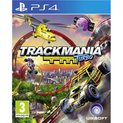 TRACKMANIA TURBO - PS4 nv prix