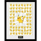 POKEMON COLLECTOR PRINT PIKACHU /6