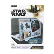 THE MANDALORIAN GADGET DECALS