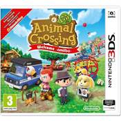 ANIMAL CROSSING NEW LEAF WELCOME AMIIBO - 3DS