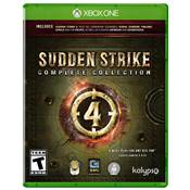 SUDDEN STRIKE 4 COMPLETE - XBOX ONE