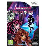 MONSTER HIGH 15 UNE NOUVELLE ELEVE A MONSTER HIGH - WII