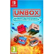 UNBOX NEWBIE'S AVENTURE - SWITCH