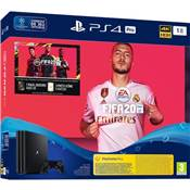 CONSOLE PS4 1To PRO G + FIFA 2020 - PS4