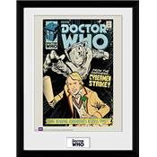 DOCTOR WHO COLLECTOR PRINT STRIKE /2