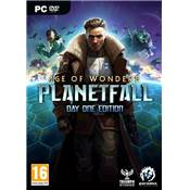 AGE OF WONDERS PLANETFALL - PC CD day one