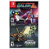 GALAK-Z THE VOID & SKULLS OF THE SHOGUN BONAFIDE PLATINUM - SWITCH