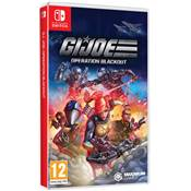 GI JOE OPERATION BLACKOUT - SWITCH