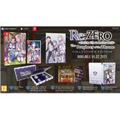 RE: ZERO - THE PROPHECY OF THE THRONE COLLECTOR'S EDITION - SWITCH