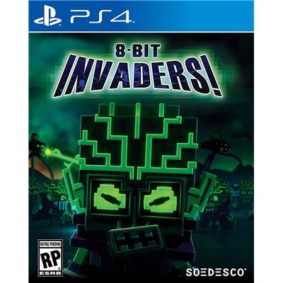 8 BIT INVADERS - PS4