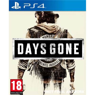 DAY'S GONE - PS4