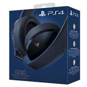 CASQUE STEREO WIRELESS 7.1 SONY GOLD NAVY BLUE  /6 - PS4