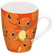MUG POKEMON BARREL PORCELAINE SALAMECHE / CHARMANDER /36/6