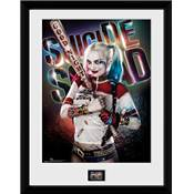 SUICIDE SQUAD HARLEY QUINN GOOD COLLECTOR PRINT 15X20CM /1