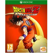 DRAGON BALL Z KAKAROT - XBOX ONE AAA