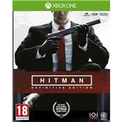 HITMAN DEFINITIVE EDITION DAY ONE - XBOX ONE