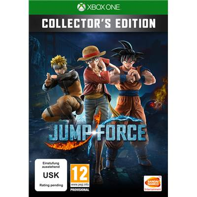 JUMP FORCE COLLECTOR - XBOX ONE