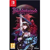 BLOODSTAINED RITUAL OF THE NIGHT - SWITCH