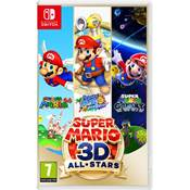SUPER MARIO 3D ALL STAR - SWITCH réservation non garantie