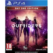 OUTRIDERS - PS4 d one RD