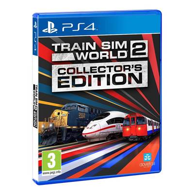 TRAIN SIM WORLD 2 COLLECTOR'S EDITION - PS4
