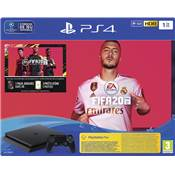 CONSOLE PS4 1To SLIM F + FIFA 2020 - PS4