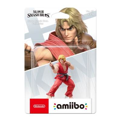 AMIIBO SUPER SMASH BROS KEN /4