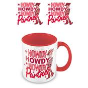 TOY STORY MUG HOWDY PARTNER COULEUR
